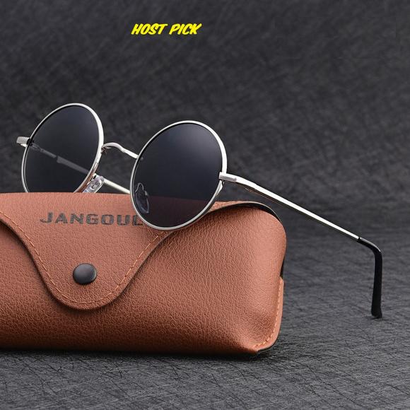 18924bed3c Vintage Polarized John Lennon Sunglasses Hippie